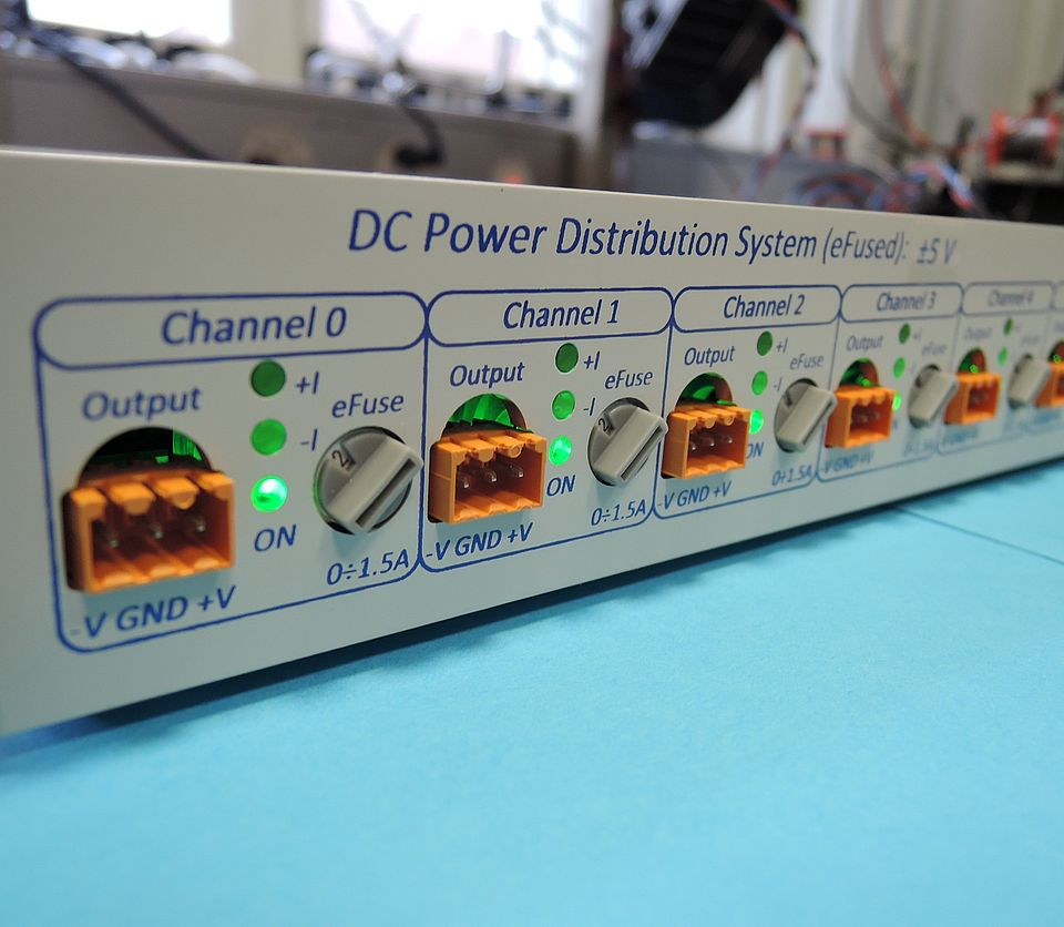 PC Power Distribution System